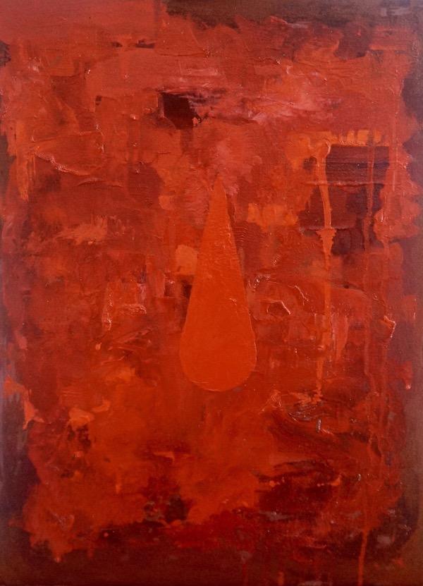 Tacenda oil on canvas, 30 5 x 40 5cm