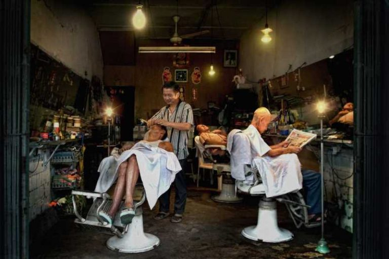 Heritage barber shop <strong>SOLD</strong>
