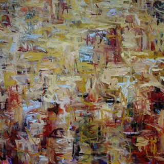 Ormiston 3 acrylic on canvas 90 x 121cm copy