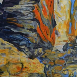 South coast malua beach acrlic on canvas 61 x 76cm copy