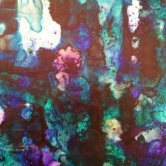 Dreamscape oil on canvas 90 x 90cm copy
