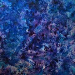 Plutonia oil on canvas 97 x 95cm