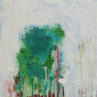 Broken Study oil on canvas, 61 x 46cm