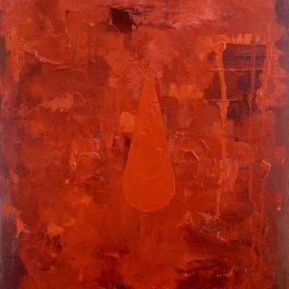Tazenda oil on canvas 30.5 x 40.5cm