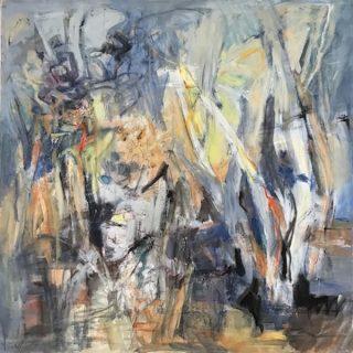 Aranda, acylic on canvas, 80 x 80cm (incl frame)