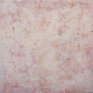 Euphoria, acrylic & mixed media on canvas, 84 x 105cm