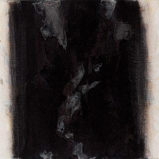 Watermarks, acrylic & mixed media on canvas, 24 x 30cm